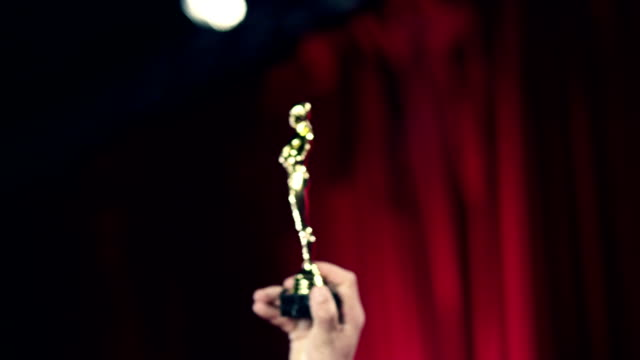 actor on red carpet - awards ceremony stock videos & royalty-free footage