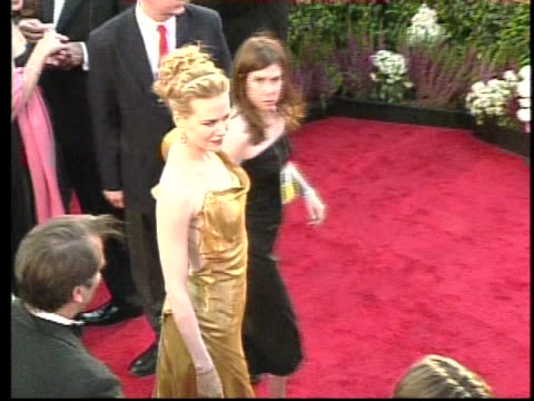actor tom cruise and actress nicole kidman arrive at the 2000 academy awards. - 2000 stock videos & royalty-free footage