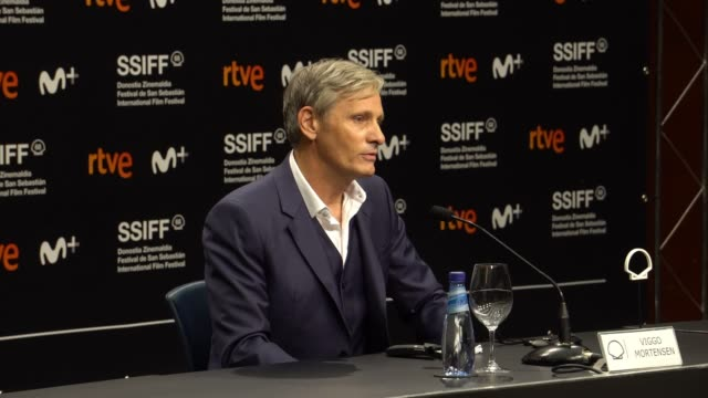 "ESP: ""Falling"" Press Conference - 68th San Sebastian Film Festival"