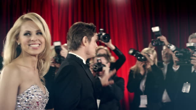 actors on red carpet - international cannes film festival stock videos and b-roll footage