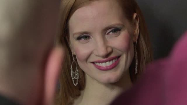 Actress Jessica Chastain says her Golden Globe nomination is surprising as she feared speaking up after a wave of high profile sexual harassment...