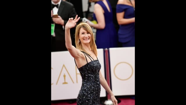 Actress Laura Dern attends the 89th Annual Academy Awards at Hollywood Highland Center on February 26 2017 in Hollywood California