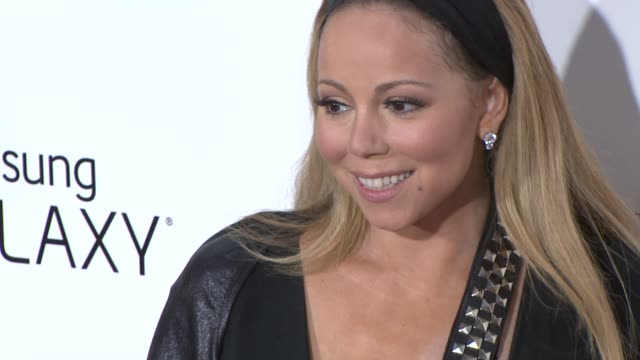 Actress Mariah Carey attends Lee Daniels' 'The Butler' New York premiere at Ziegfeld Theatre on August 05 2013 in New York New York