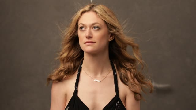 Actress Marin Ireland from Amazon's 'Sneaky Pete' is photographed for Entertainment Weekly Magazine at the 2017 ATX Television Festival Cinemagraphs...