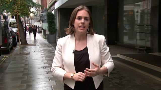 Actress Natasha Malthe accuses Harvey Weinstein of rape London Fitzrovia Reporter to camera