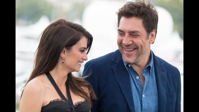 Actress Penelope Cruz and Javier Bardem attend the photocall for Everybody Knows during the 71st annual Cannes Film Festival at Palais des Festivals...