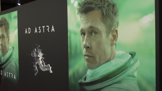 atmosphere ad astra special screening at arclight cinerama dome on september 18 2019 in hollywood california - cinerama dome hollywood stock videos & royalty-free footage