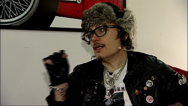 Adam Ant interview SOT On album 'Adam Ant is the Blueblack Hussar in Marrying the Gunner's Daughter'