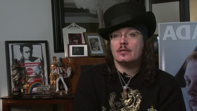 INTERVIEW Adam Ant on his new album and come back INTERVIEW Adam Ant on his new album and come bac on January 16 2013 in London England
