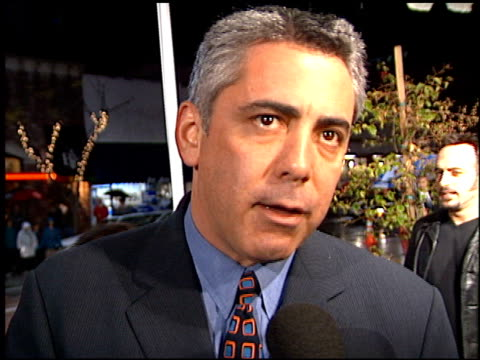 adam arkin at the 'hanging up' premiere on february 16 2000 - hanging up stock videos and b-roll footage