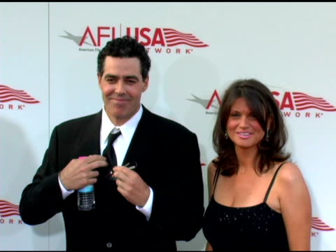 Adam Carolla at the 33rd AFI Life Achievement Award 'A Tribute to George Lucas' at the Kodak Theatre in Hollywood California on June 9 2005