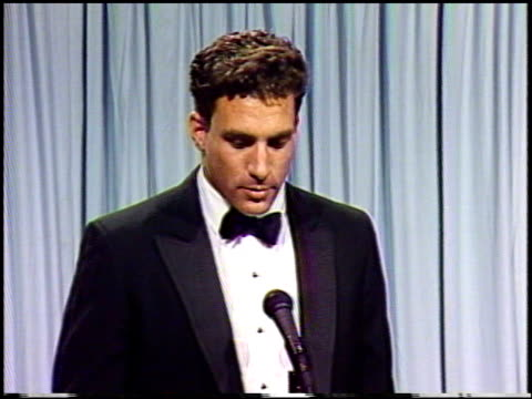 adam davidson at the 1991 academy awards at the shrine auditorium in los angeles, california on march 25, 1991. - shrine auditorium stock videos & royalty-free footage