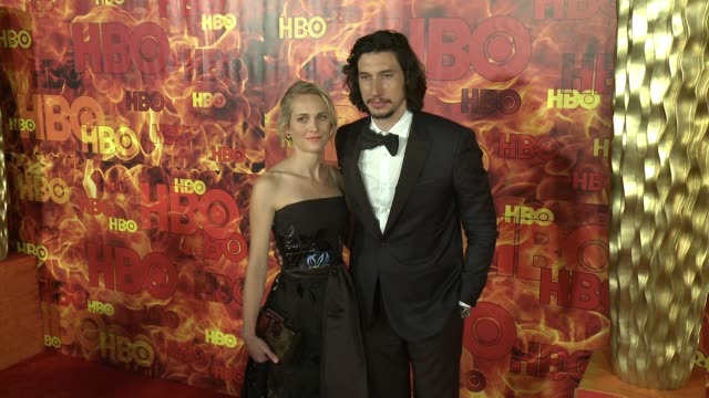 Adam Driver at the 2015 HBO Emmy After Party at The Plaza at the Pacific Design Center on September 20 2015 in Los Angeles California