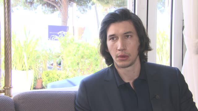 INTERVIEW Adam Driver on making a living as an actor the opportunities it's given him at 'Paterson' Interviews at Carlton Hotel on May 15 2016 in...