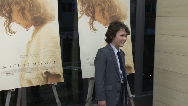 "Adam GreavesNeal at ""The Young Messiah"" Los Angeles Special Screening Presented by Focus Features in Los Angeles CA"