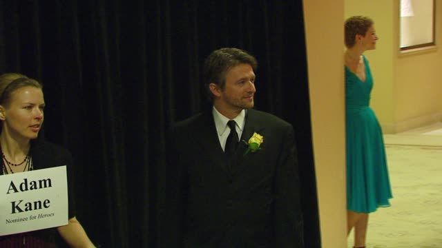 adam kane at the asc awards at hyatt regency century plaza in los angeles california on february 18 2007 - hyatt stock videos & royalty-free footage