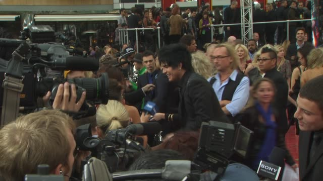 Adam Lambert at the 'Michael Jackson's This Is It' Premiere at Los Angeles CA