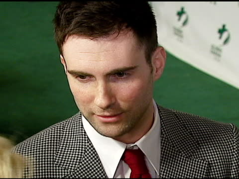 adam levine of maroon 5 at the 3rd annual pre-oscar party hosted by global green usa on february 21, 2007. - oscar party stock videos & royalty-free footage