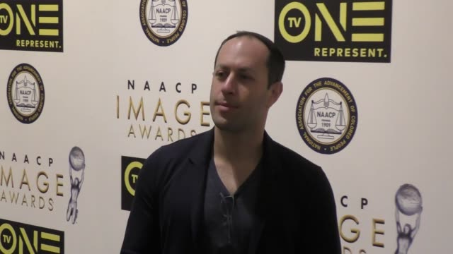 Adam Mansbach at the 48th NAACP Image Awards Nominees' Luncheon on January 28 2017 in Hollywood California