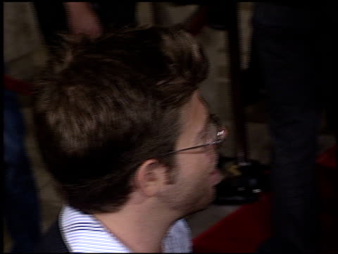 adam rich at the 'dickie roberts: former child star' premiere at the cinerama dome at arclight cinemas in hollywood, california on september 3, 2003. - arclight cinemas hollywood stock videos & royalty-free footage