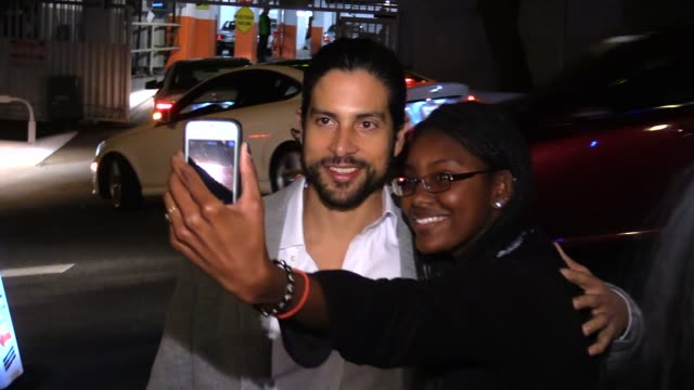 adam rodríguez at the 2nd annual hollywood heals la event at celebrity sightings in los angeles on march 05 2015 in los angeles california - adam rodriguez stock videos and b-roll footage