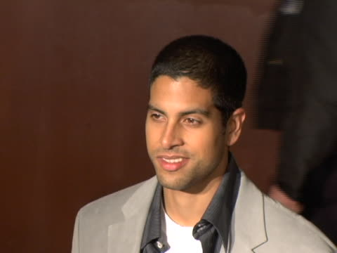adam rodriguez at the 19th annual soul train music awards arrivals at paramount studios in los angeles ca - adam rodriguez stock videos and b-roll footage