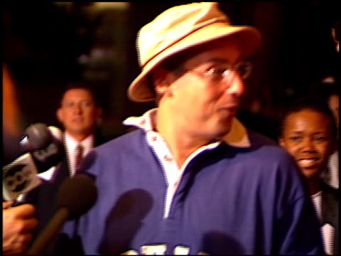 adam sandler at the 'bullet proof' premiere at the cinerama dome at arclight cinemas in hollywood california on august 28 1996 - adam sandler stock videos & royalty-free footage