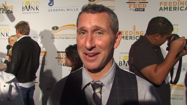 Adam Shankman on what fans can expect from the show at the 'Rock A Little Feed A Lot' Benefit Concert at Los Angeles CA