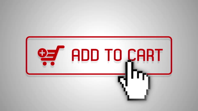 add to cart animation - cart stock videos & royalty-free footage