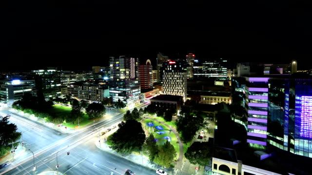 adelaide cbd, south australia, australia - financial district stock videos & royalty-free footage