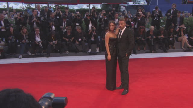 Adele Exarchopoulos Matthias Schoenaerts at 'Racer and the Jailbird' Red Carpet 74th Venice International Film Festival at Palazzo del Cinema on...