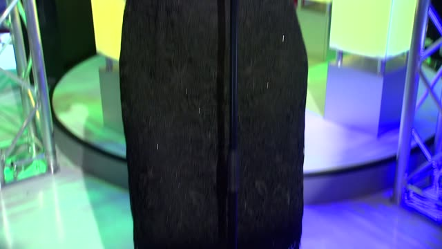 adele wax figure - adele wax figure unveiling at madame tussaud's at madame tussauds on february 19, 2014 in new york city. - madame tussauds stock videos & royalty-free footage