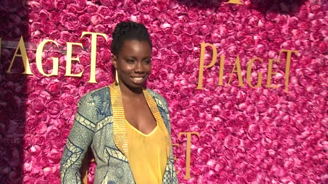 adepero oduye at piaget at the 2012 film independent spirit awards on 2/25/12 in los angeles, ca - independent feature project stock videos & royalty-free footage