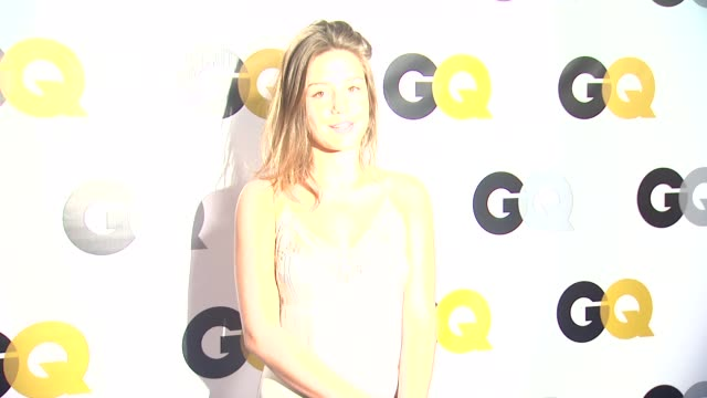 Adèle Exarchopoulos at GQ Men Of The Year Party in Los Angeles CA on 11/12/13