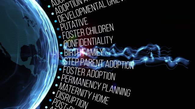 adoption terms - adoption stock videos & royalty-free footage