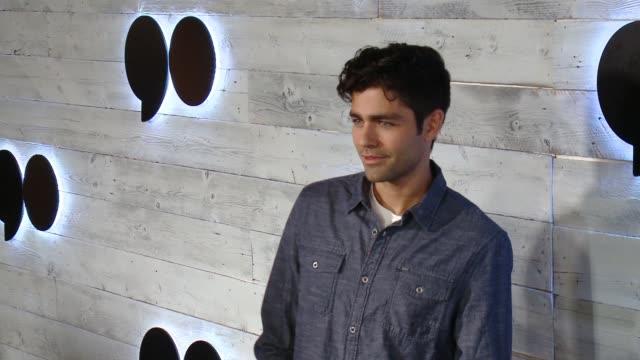 Adrian Grenier at go90 gives VIP Sneak Peek of new Social Media Entertainment Platform in Los Angeles CA