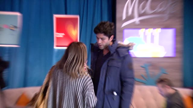 Adrian Grenier at McDonald's McCafe Presents The Village At The Lift 2015 Day 3 on January 25 2015 in Park City Utah