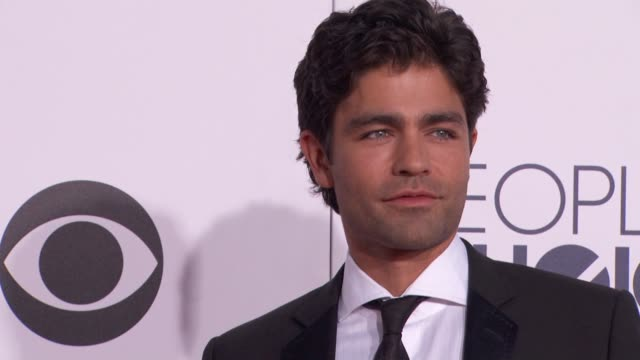 Adrian Grenier at People's Choice Awards 2015 in Los Angeles CA