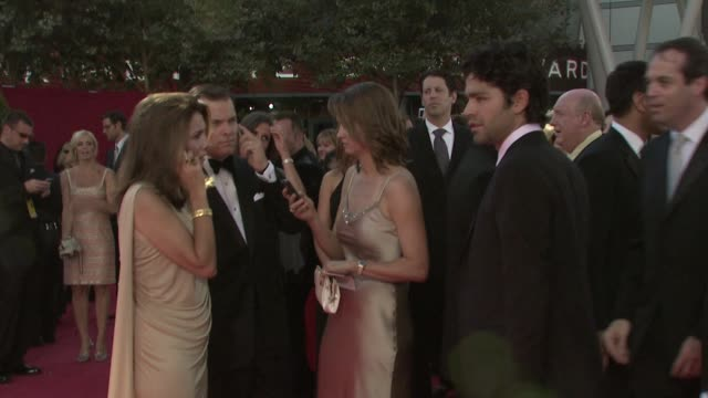 Adrian Grenier at the 60th Primetime Emmy Awards at Los Angeles CA