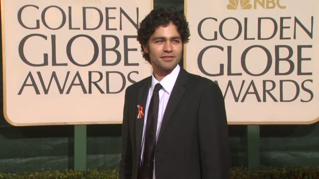 Adrian Grenier at the 67th Annual Golden Globe Awards Arrivals Part 4 at Beverly Hills CA