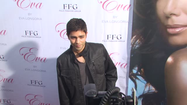 Adrian Grenier at the Eva Longoria Parker Fragrance Launch Party For 'Eva' at Hollywood CA