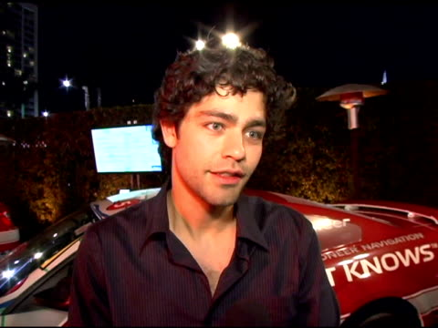 adrian grenier is having a great time on entourage 2nd season, won't give any hints and reccommends going to the website, he loves his mother and... - time of day stock videos & royalty-free footage