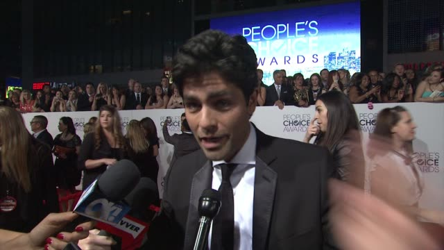 INTERVIEW Adrian Grenier on what makes this award show different from the others what we can expect from the upcoming Entourage movie at People's...