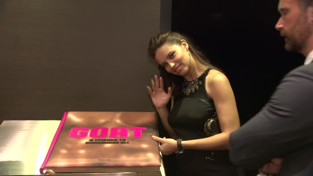 Adriana Lima at IWC Flagship Boutique New York City Grand Opening on in New York