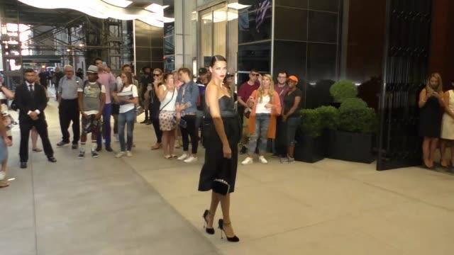 Adriana Lima at the Park Hyatt in New York in Celebrity Sightings in Los Angeles
