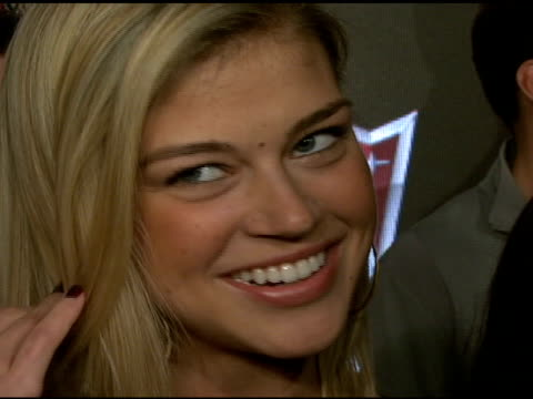adrianne palicki at the maxim's 8th annual hot 100 party at ono at the gansevoort hotel in new york new york on may 16 2007 - adrianne palicki stock videos and b-roll footage