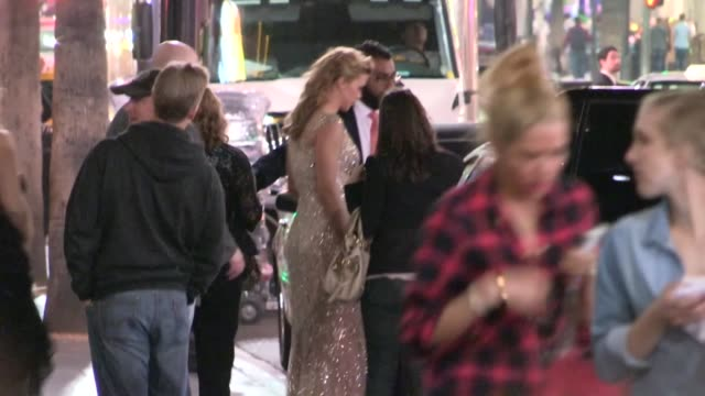 adrianne palicki departs gi joe retaliation premiere in hollywood at celebrity sightings in los angeles adrianne palicki departs gi joe retaliation... - adrianne palicki stock videos and b-roll footage
