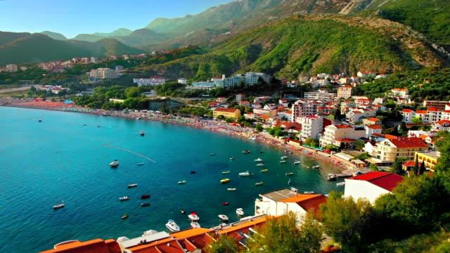 adriatic landscape - adriatic sea stock videos & royalty-free footage