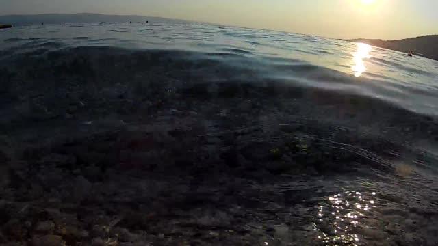 Adria Meer shore