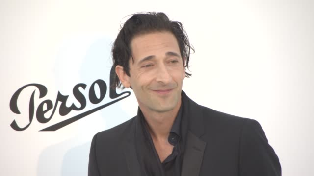 Adrien Brody at amfAR Gala Cannes 2017 at Hotel du CapEdenRoc on May 25 2017 in Cap d'Antibes France